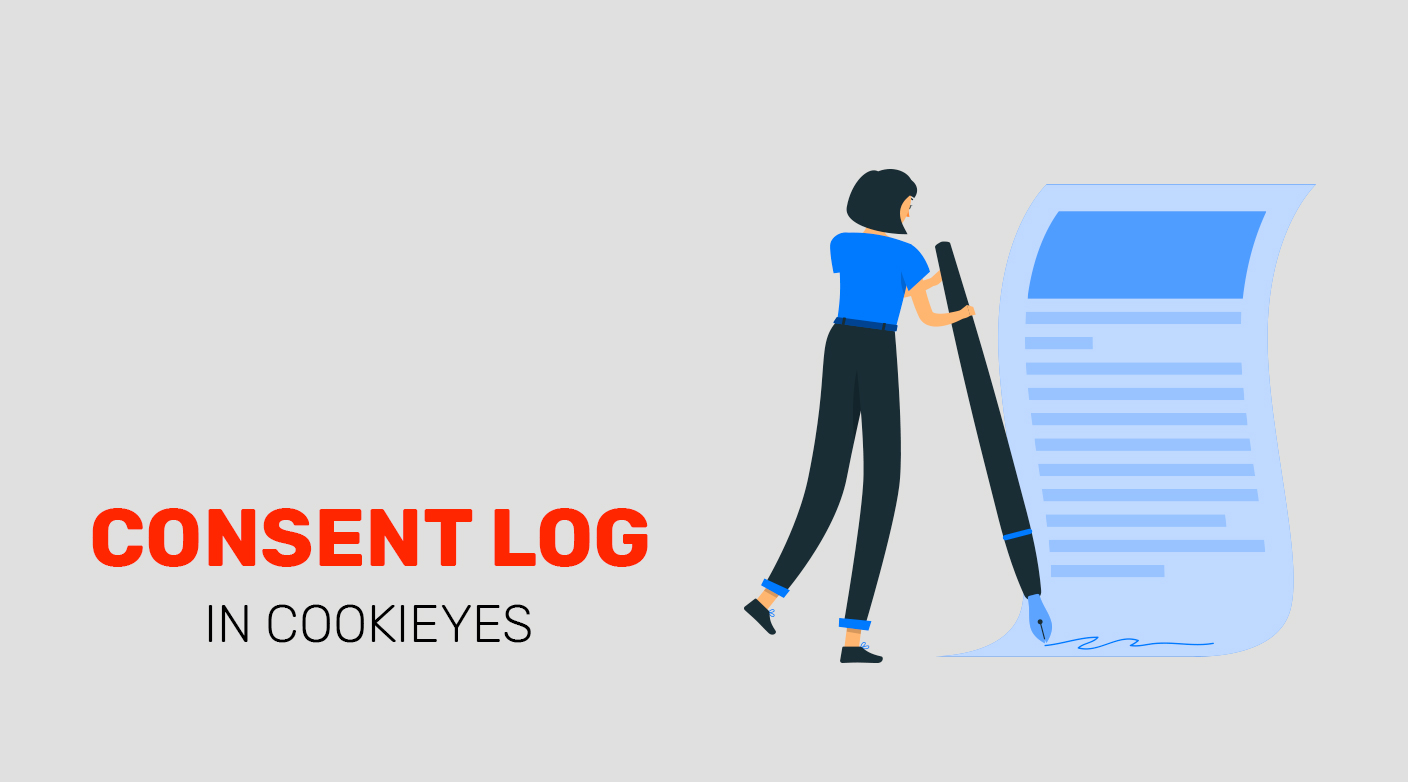 cookieyes consent log