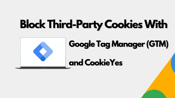 Block cookies with Google Tag Manager