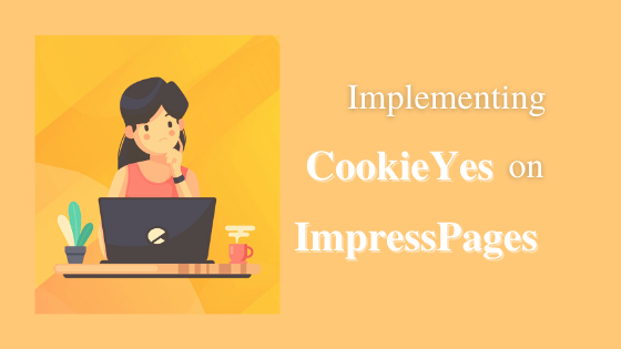 Implementing CookieYes on ImpressPages