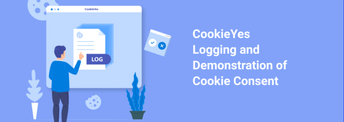 cookie consent logging