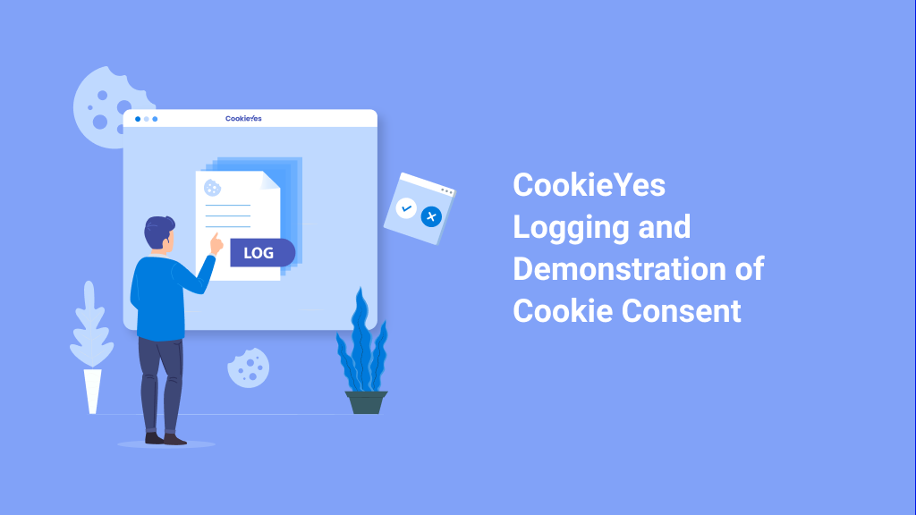 cookie consent logging