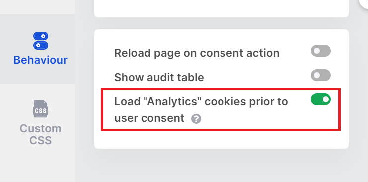 CookieYes for CNIL cookie consent