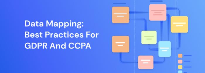 gdpr ccpa data mapping